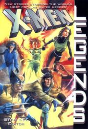 Cover of: X-Men legends