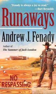Cover of: Runaways | Andrew J. Fenady
