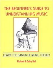 Cover of: The Beginner's Guide to Understanding Music