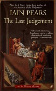 Cover of: The Last Judgement (Art History Mystery)