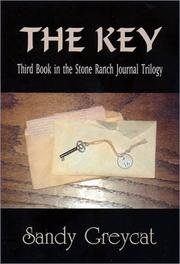 Cover of: The Key