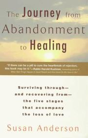 Cover of: The Journey from Abandonment to Healing