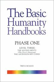 Cover of: The Basic Humanity Handbooks, Phase One, Level Three | Treva K. McLean