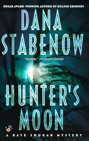 Cover of: Hunter's moon: a Kate Shugak mystery