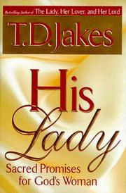 His lady by T. D. Jakes