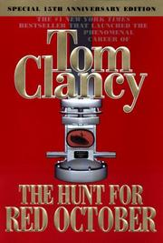 Cover of: The Hunt for Red October (Special 15th Anniversary Edition) | Tom Clancy