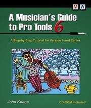 Cover of: A Musician's Guide to Pro Tools 6