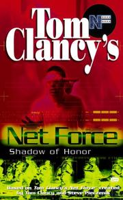 Cover of: Shadow of Honor (Tom Clancy's Net Force; Young Adults, No. 8)