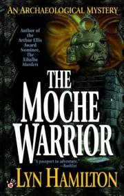 Cover of: The Moche warrior