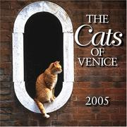 Cover of: Cats of Venice |