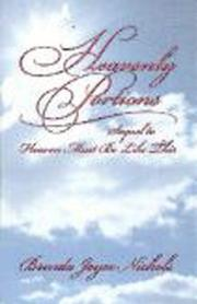 Cover of: Heavenly Portions (Sequel to Heaven Must Be Like This) | Brenda Joyce Nichols