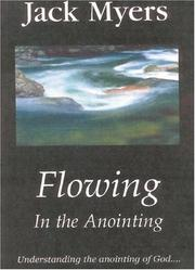 Cover of: Flowing in the Anointing