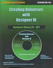 Cover of: Business Objects XI - CBT