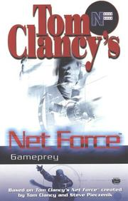 Cover of: Gameprey (Tom Clancy's Net Force; Young Adults, No. 11)