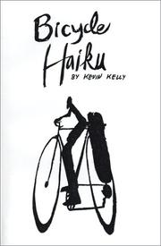 Cover of: Bicycle Haiku
