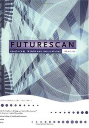 Cover of: FutureScan | Russell C., Jr. Coile