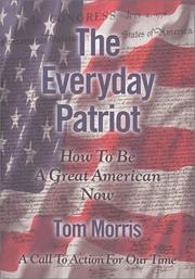 Cover of: The Everyday Patriot