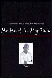 Cover of: No Hurt in My Pain