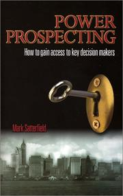 Cover of: Power Prospecting