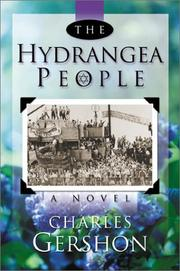Cover of: The Hydrangea People | Charles Gershon