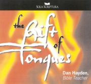 Cover of: The Gift of Tongues (Addressing Life
