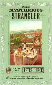 Cover of: The mysterious strangler