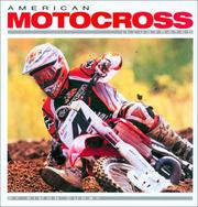 Cover of: American Motocross Illustrated | Davey Coombs