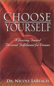 Cover of: Choose Yourself