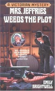 Cover of: Mrs. Jeffries weeds the plot