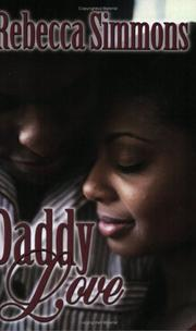 Cover of: Daddy Love | Rebecca Simmons