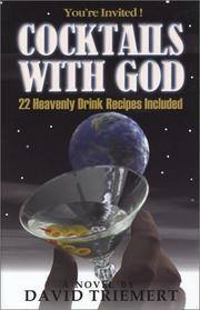 Cover of: Cocktails with God | David Triemert