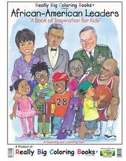Cover of: African American Leaders | Big Coloring Books; Really Big Coloring Books