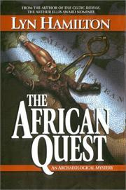 Cover of: The African quest