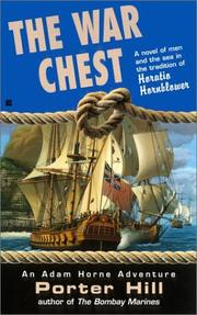 The war chest by Porter Hill
