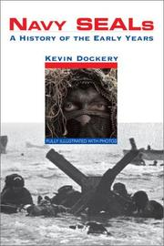 Cover of: Navy Seals | Kevin Dockery