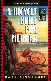 Cover of: bicycle built for murder | Kate Kingsbury