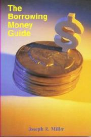Cover of: The Borrowing Money Guide