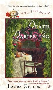 Cover of: Death by Darjeeling | Laura Childs