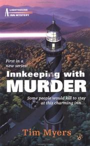 Cover of: Innkeeping with murder | Tim Myers