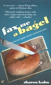Cover of: Fax Me A Bagel