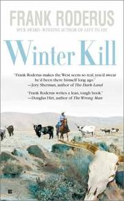Cover of: Winter kill