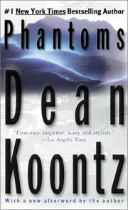 Phantoms by Dean Ray Koontz