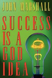 Cover of: Success Is A God Idea