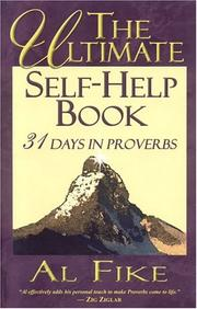 Cover of: The Ultimate Self-help Book | Al Fike