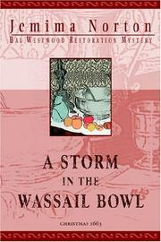 Cover of: A Storm in the Wassail Bowl