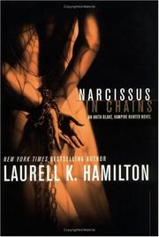 Cover of: Narcissus in chains | Laurell K. Hamilton