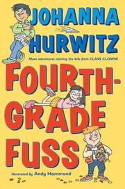Cover of: Fourth grade fuss