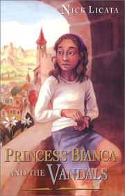 Cover of: Princess Bianca and the Vandals
