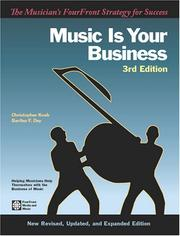 Cover of: Music Is Your Business | Christopher Knab