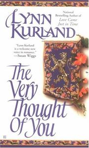 Cover of: The Very Thought of You